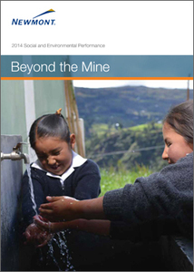'Beyond The Mine': A Sustainable Approach Of Newmont Mining