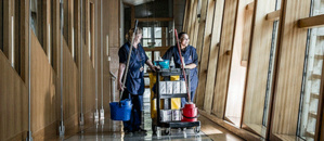 EHRC Raise Awareness Taskforce To Address The Issues Of Neglected Cleaning Staffs