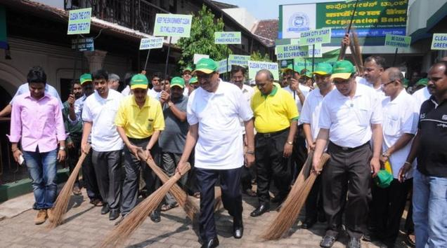 """Swachh Bharat"" needs a change of mind set to be successful"