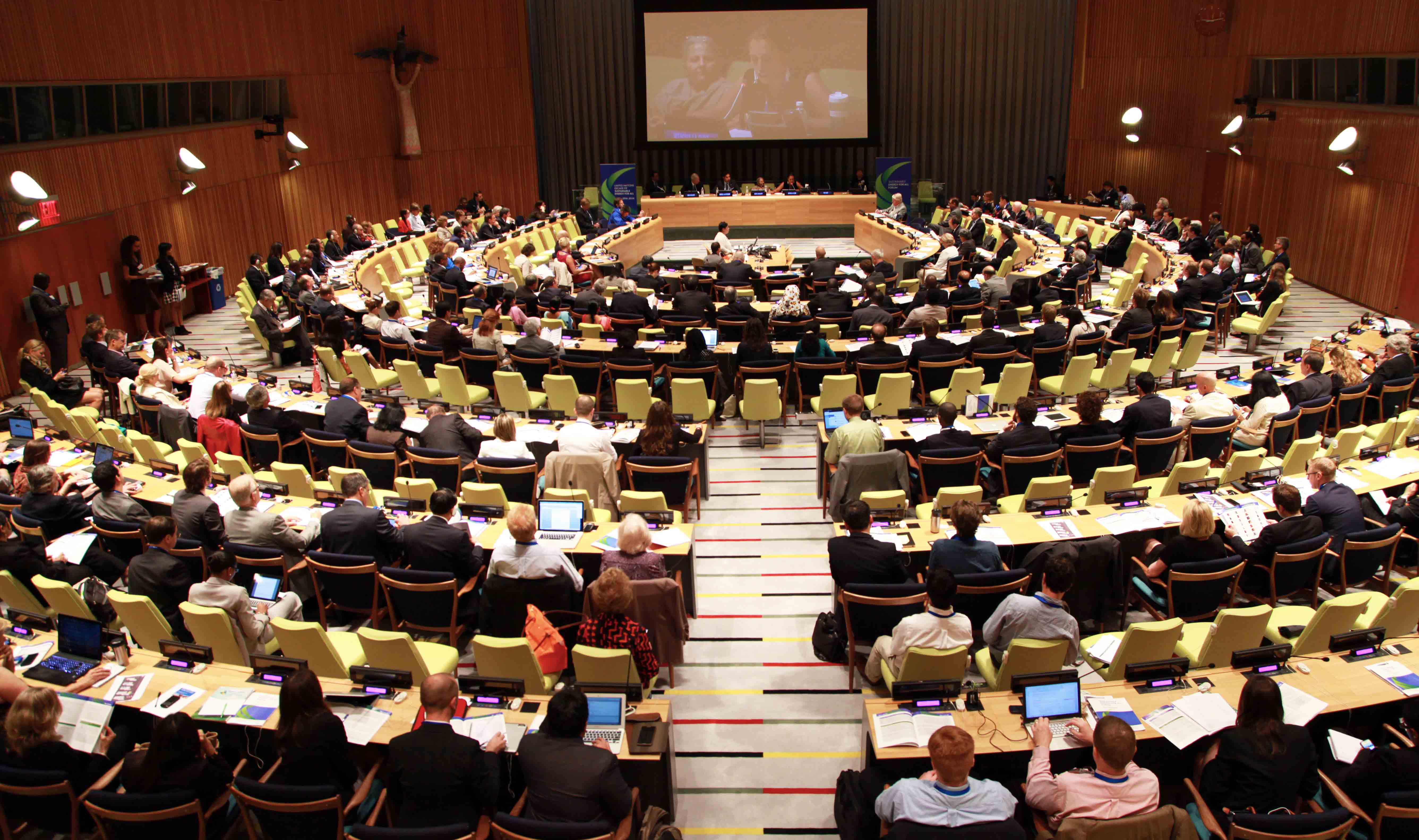 Attending the Se4All Forum is crucial to the development and access to green energy technologies