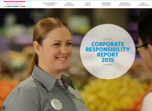 The CSR 2015 Report Of Woolworths Limited Gives a Glimpse Into Its 'Sustainability Strategy'