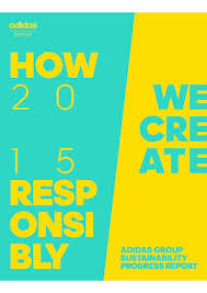 Adidas Continues To 'Create Responsibility'