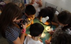Curiosity Cube Pays A Visit To The Students Of Lane School