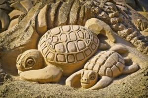 Through 'SandBlast 2016', KMB Celebrates 'America Recycles Day'