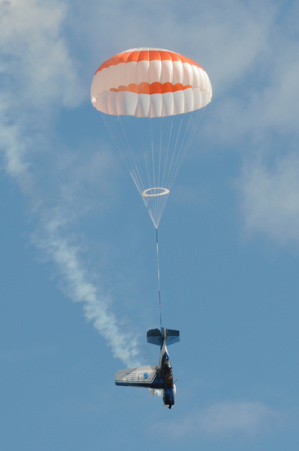 Jetliners Set To Be Equipped With Next Gen Parachutes