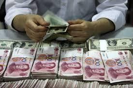 China's pricing the Yuan