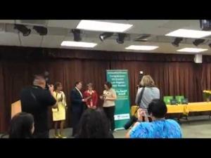 The DAISY Award goes to - Four Nurses