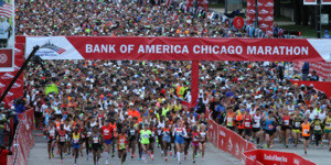 Hillary Gelfman raises a record $17.7 Million in Bank of America's Chicago marathon