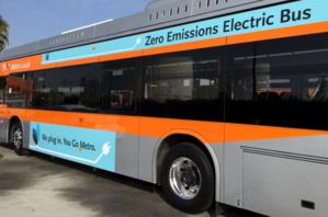 "California takes the lead in pushing for ""zero emission"" buses"