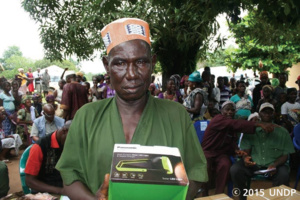 Panasonic Donates Solar Lantern To Ebola Infested African Regions