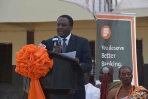 Fidelity Bank Donates For Improving St. Maurice's Sanitation