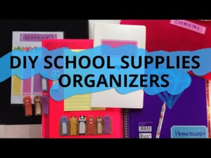 Single Parent Advocate Receives School Supply Donation