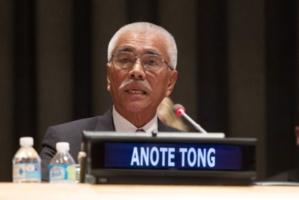 Kiribati Urges For Global Suspension Order Of New Collieries