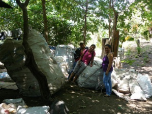The Initiative Of The Nicaraguan Women Proved To Be More Than Waste Management Efforts, It Changed People's Outlook
