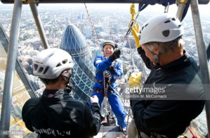 Fasha Mahjoor Jumps Off From Three Skyscrapers In London For Raising '£2,000,000' Fund