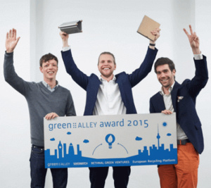 Green Alley Awards Goes To Adaptavate