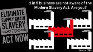 Modern Slavery Act Will Abolish Slavery From British Supply Chain