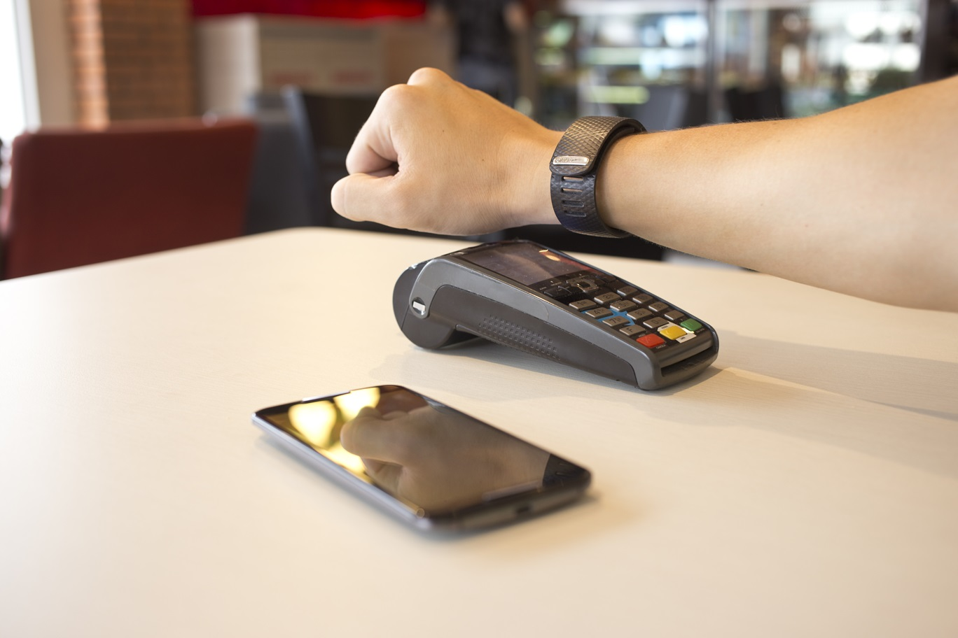 Hacker's onslaught threatening contactless payments