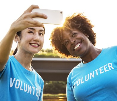 Volunteering Through Work-Place Is Not Limited To 'National Volunteer Week'