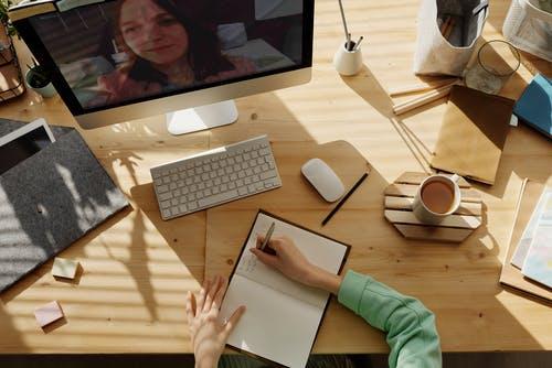 Turning To 'Virtual Volunteering' To Do 'Some Good'