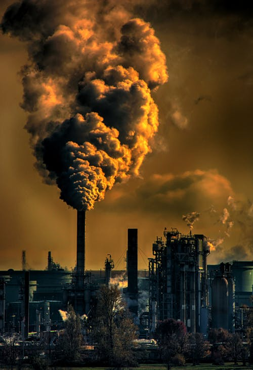Does Air Pollution Have Any Link To COVID-19?