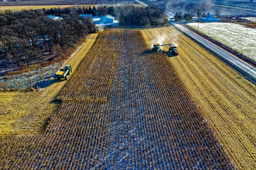 CNH Industrial Partners With Zasso On 'Non-Chemical Weed' Control