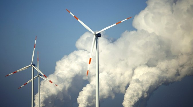 Green Energy Investments Stalls In Europe