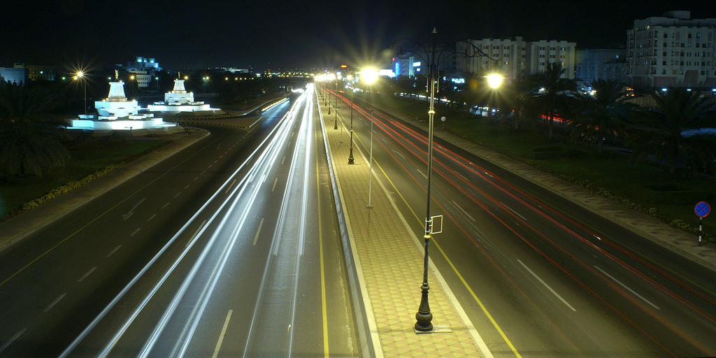 Seeb Highway - Oman (Creative Commons Licence)