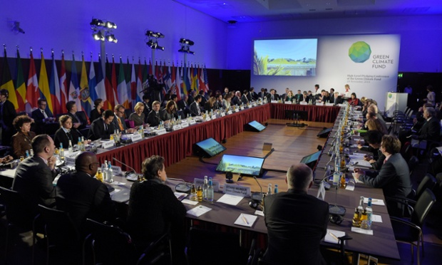 UN pushes for $100 billion collection drive for the Green Climate Fund