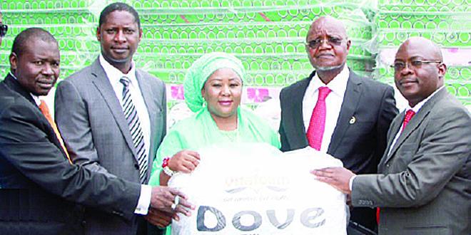 Vitafoam Au Secour To The Bako Haram Victims
