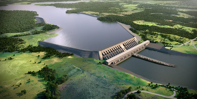 Tourism to fill the employment gap after the completion of the Belo Monte dam in Brazil