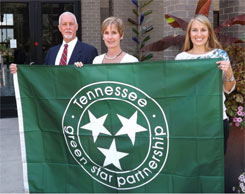 ASC- Memphis Earn The Highest Sustainability Award