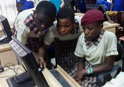 Nigerian Girls To Undergo Computer Education