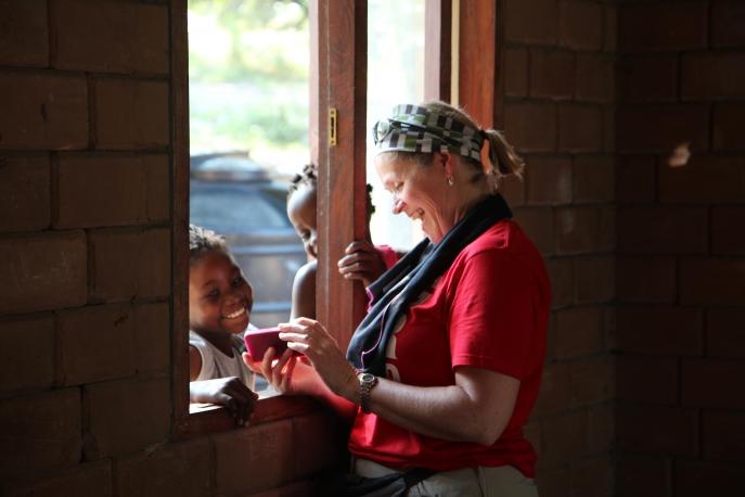 Turner Volunteers Creating A Future For Rural Education