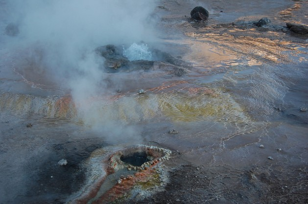 Geothermal Energy Plant In Chile Can Be A Pioneer To South American Countries