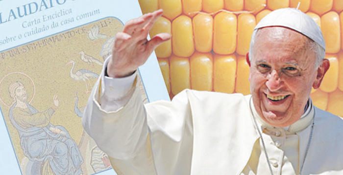 The Pope Raises His Voice Against GM Crops