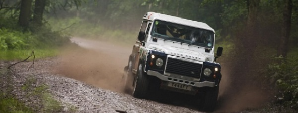 Volunteers From Land Rover To Support Defender Challenge