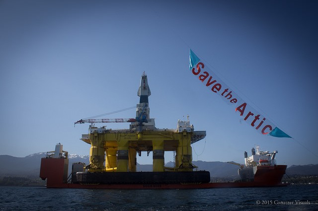 Shell's Arctic Drilling Mission To End Before It Began – A Happy Tidings For Greenpeace And The Likes