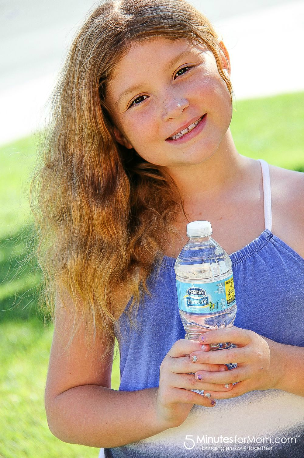 'The Ripple Effect' Campaign To Encourage Children Towards Healthy Hydration Habits