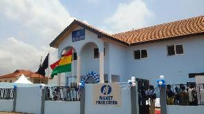 A Ghana Police Station Worth 'US$200,000' Has Been Built By Manet Properties