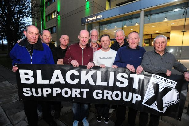 "Blacklist Members Receive ""Core Participant"" Grant While Undercover Policy Investigation Will Take Place"