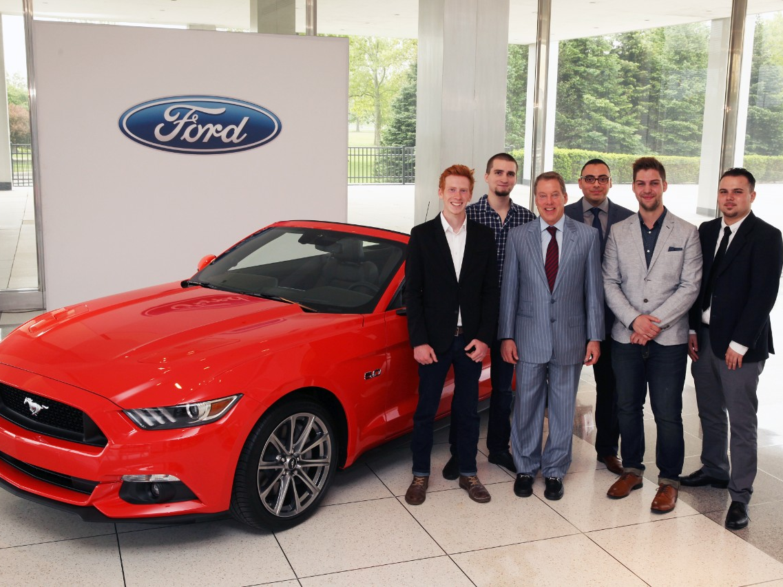 A New Scholarship Introduced by Ford Will Help The Outstanding Students To Realise Their Dreams Of Becoming Successful Automotive Designers