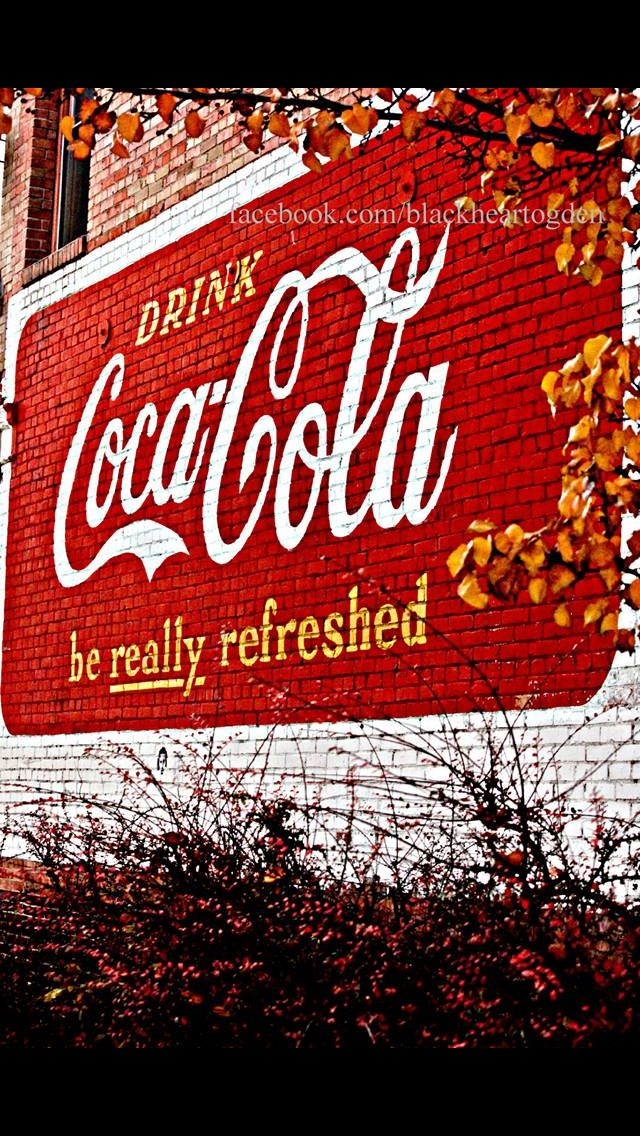 Coca Cola Consolidated To Hold A Public Celebration While Commemorating Restored Historic Murals