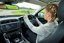 Children Between The Age of 11-17 Are Invited In The Unique Driving Experience With Jaguar First