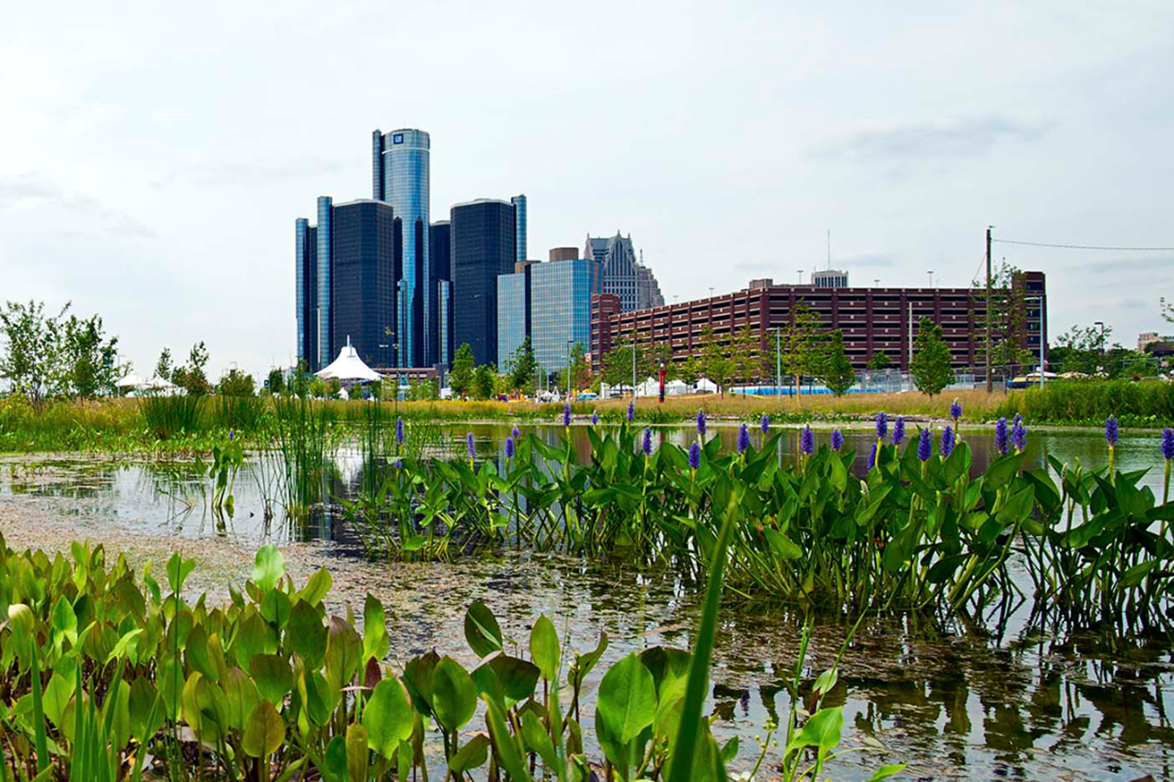 Dow And Nature Conservancy Report Stresses On The Importance Of Green Infrastructure In Asset Management Strategy