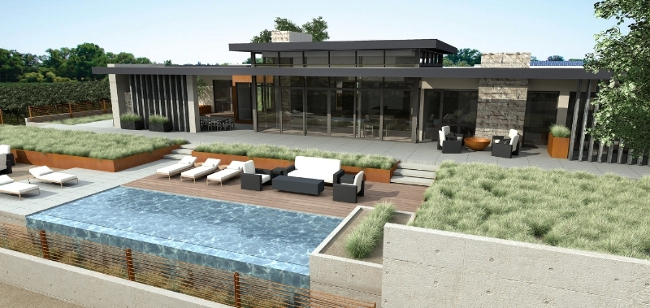 AMS Introduces Sustainable Smart Homes In Its River Vine Housing Project