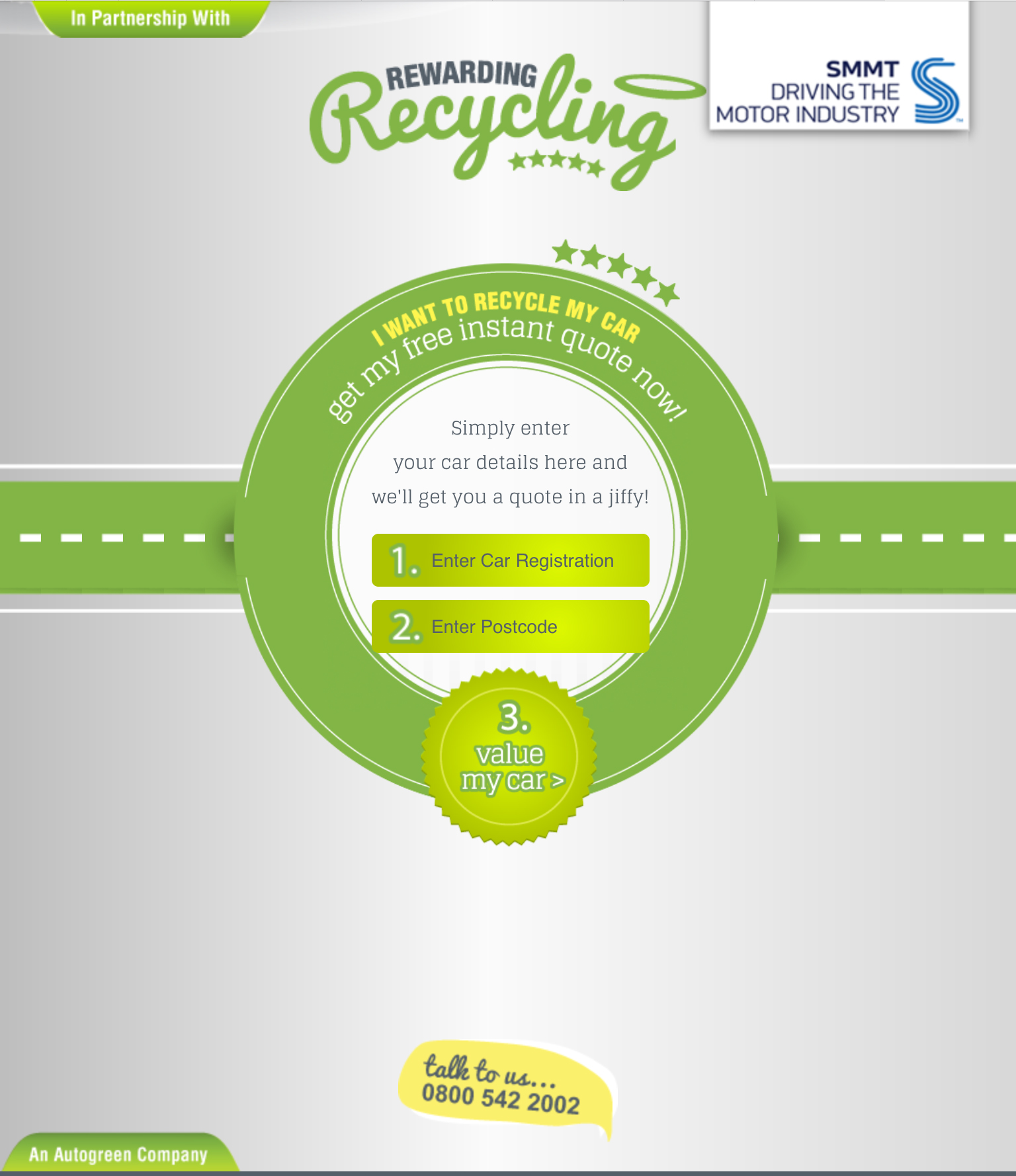 Autogreen To Provide Free Orphan Vehicles' Disposal