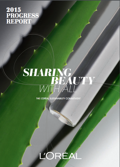 'Sharing Beauty With All' – A Responsible Approach Of L'Oréal