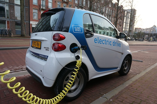 Electric Cars' Market To Follow The 'Sharing Economy' Model