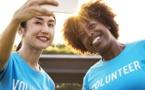 Volunteering Through Work-Place Is Not Limited To 'National Volunteer Week'